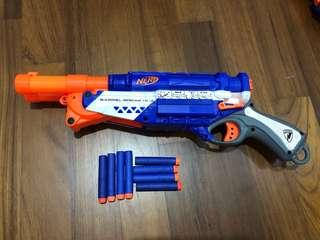 Nerf Barrel break 1X -2