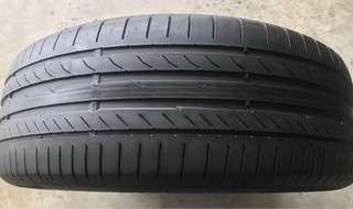 235/60/18 Continental CSC5 Tyres On Offer Sale