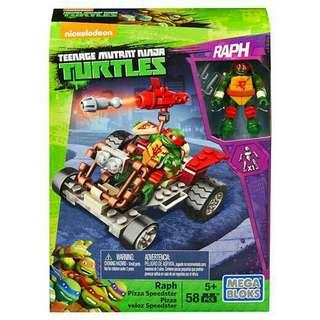 Looking for: TMNT Mega Bloks sets