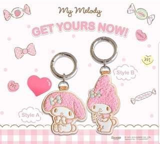 BNIB Limited Edition Ezlink My Melody Keychain