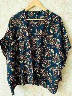 Outer - Magnolia - Dark Blue - all size