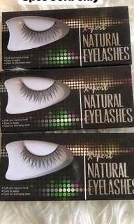 Bulu mata Natural Eyelashes