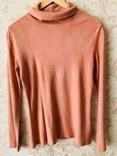 Sweater Uniqlo - Size XL - pink