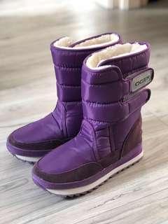 Brand new snow boots #斷捨離