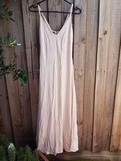 Diesel dress. Size 6-8. Cutouts on back.