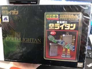 黃金戰士 gold lightan GB-37