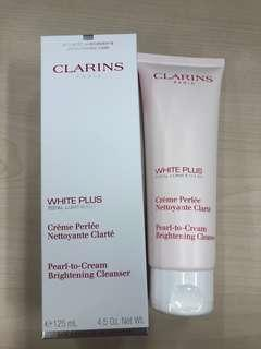 Clarins Brightening Cleanser 美白潔面膏