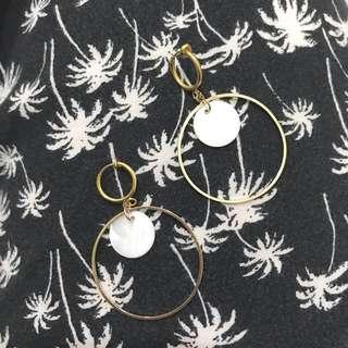夾式-二手耳環