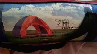Camping tent. 3pax tent