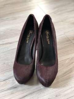 I.T. Venilla Suite 4吋踭鞋(90% new) #斷捨離