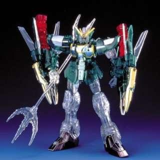 請看推廣優惠 透明 電鍍 特別版 全新未砌 雙龍高達 BANDAI HG 1比144 Gundam Nataku EW Endless Waltz Wing 高達模型 4