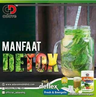 Adave Deflex King of Detox