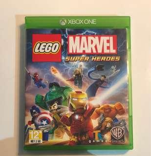 LEGO Marvel Super Heroes ! Xbox One !