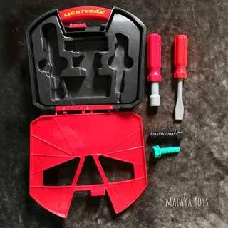 Mattel Cars McQueen Portable Handtools With Case