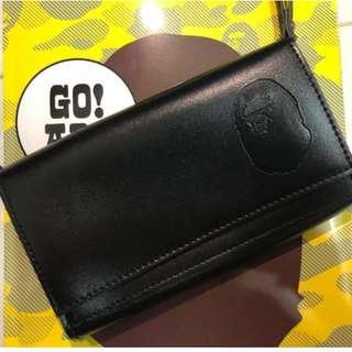 (Instock) Japanese Magazine Bape wallet