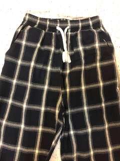 🚚 韓貨格子褲