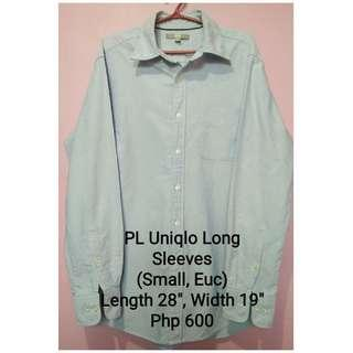 PL Uniqlo Men's Long Sleeves (Small)