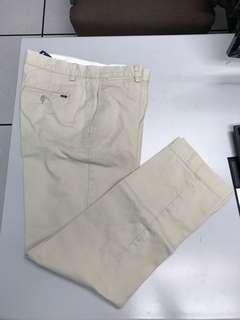 Ralph Lauren man slim fit pants / W32 / 99% nee
