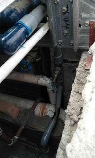 Plumber paip pecah atas ceiling dekat serdang coll whatsapp 0166275632