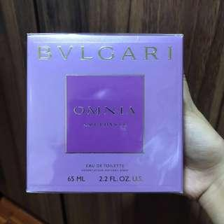 Authentic BVLGARI OMNIA Amethyste 65ml.