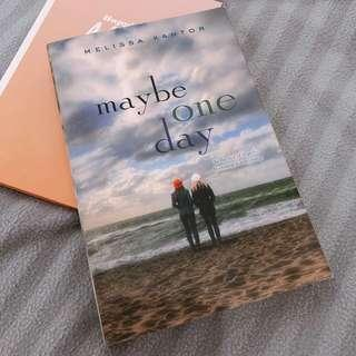 [Preloved] Maybe One Day by Melissa Kantor