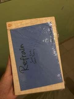 REFRAIN NOVEL INDONESIA