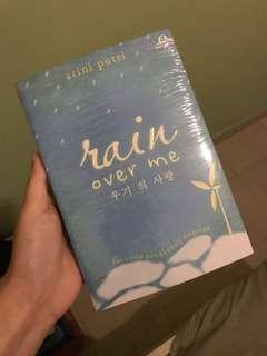 RAIN OVER ME - NOVEL INDONESIA