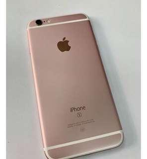 iPhone 6s 128G Pink