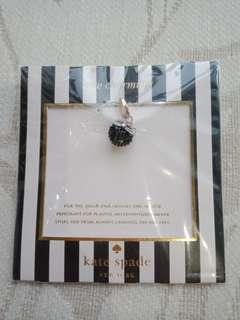 Kate Spade - How Charming - Black Cat Charm