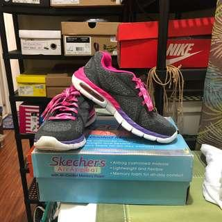 Skeckers air cooled memory foam shoes