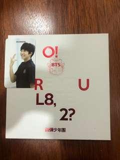 (WTS)BTS ORUL82 Album