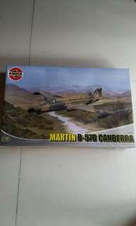 B57B/G, RB57E Canberra Airfix 1/48 3 in 1 kit