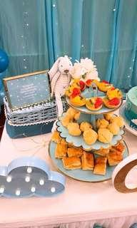 30pax Sprinkie Bundle (Pastries for Dessert Table)