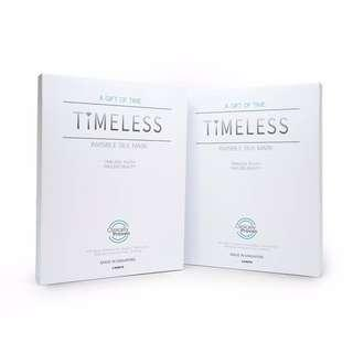 Timeless Invisible Silk Mask TIMELESS TOMATO Free Delivery!