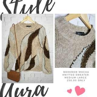 Meremor knitted sweater