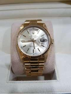 Rolex King President Day Date 18238