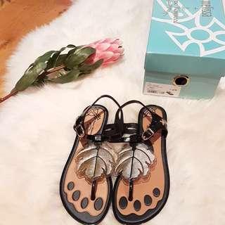 BNIB Melissa x Vivienne Westwood Sandals Size 5