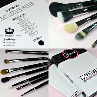 (美國)Sigma Essential Kit Professional Brush Collection 化妝掃