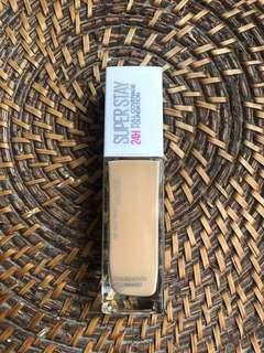 Maybelline Super stay Matte foundation