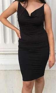 Melrose ave siren bodycon dress size 8