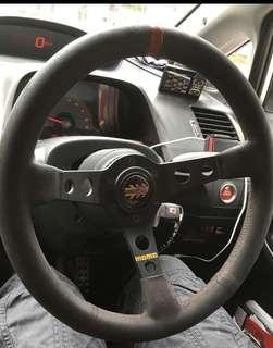 Steering Wheel with boss kit