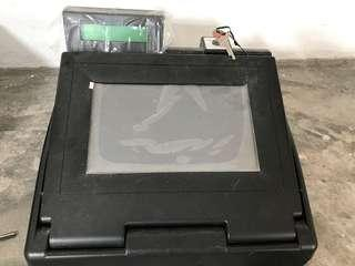 F&B Touch Screen System