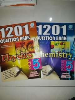 Form 5 Physics and Chemistry Workbook