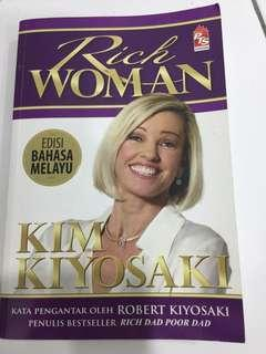 Rich Women in Malay - Kim Kiyosaki