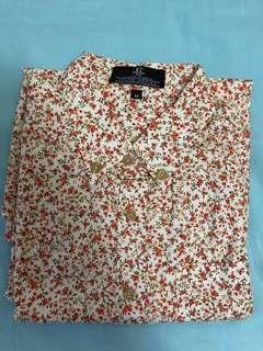 Sixth empire floral short sleeve