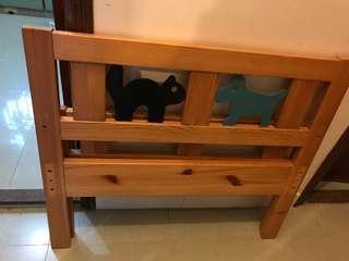 Ikea Kritter Kid Bed