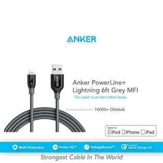 Kabel iPhone Nylon