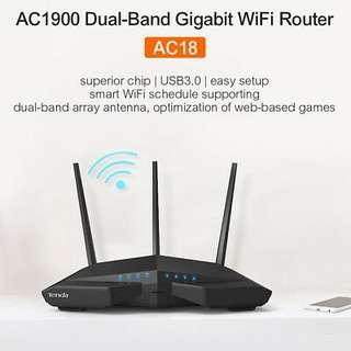 Upgrade your Unifi Router With Tenda Ac1900