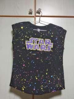 Official Disney Star Wars Shirt from Paris Disneyland