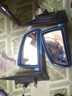 Proton savvy side mirror manual ori